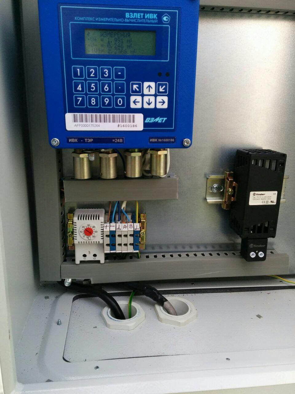 Измерительно-вычислительный комплекс КИ-СТГ-100/250